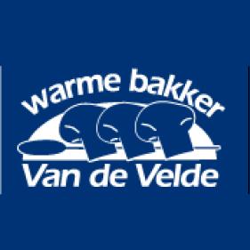 logo warme bakker van de Velde
