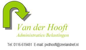 logo van der Hoofd