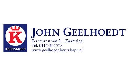 Logo John Geelhoedt keurslager